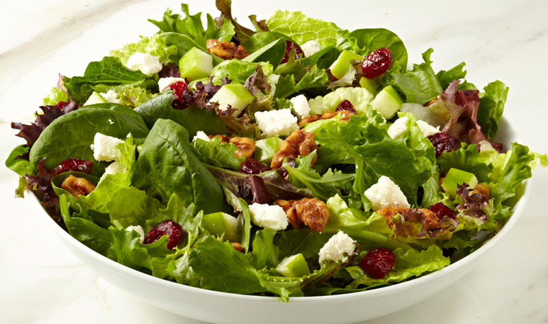 Spring Salad (contains nuts)